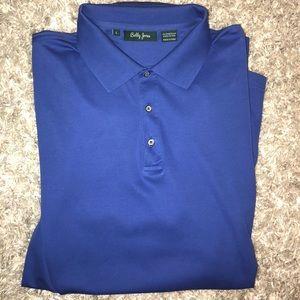 like new men's polo golf shirt